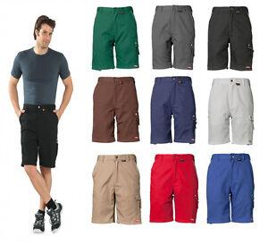 Planam Bundhose Shorts Short kurze Hose Arbeitshose Canvas 320 Gr. S-3XL