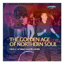 GOLDEN AGE OF NORTHERN SOUL VOLUME 2 Various Artists NEW SEALED 2X CD (BESTWAY)