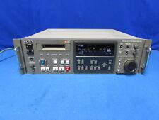 Sony PCM-7040 Digital Audio Recorder DAT 649 drum