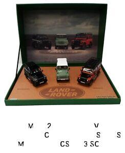 Land Rover Defender Celebration Series Limited 500 Set