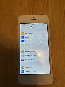 Apple iPhone 5 - 16GB - Blanco