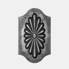 Rosette 665x525 mm Zierelement Tor Ornament Geländer Zaun Schmiedeeisen 10-140