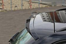 CUP Dach Spoiler Ansatz SCHWARZ für 3er BMW Touring E91 M Paket M3 Verlängerung