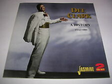 Dee Clark - History (1952-1960) CD X 2 (2011)  R&B Chicago Soul