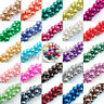 100pc Top Quality Charms Czech Glass Pearl Round Beads 4mm 6mm 8mm 10mm 12mm Lot