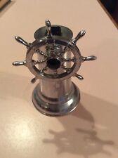 Vintage Ships Wheel Lighter 1940's