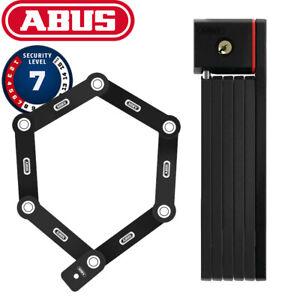 Abus uGrip Bordo 5700 Folding Lock Compact Bike Security 80cm w/Keys