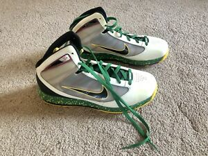 Nike Flywire Men's Leather Basketball