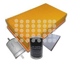 Filter Kit for AUDI A3 8L S3 TT 8N VOLKSWAGEN BEETLE 9C GOLF 4TH GEN BORA 1J