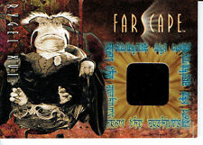 FARSCAPE SEASON ONE COSTUME CARD C5 RYGEL XVI
