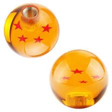 Dragon Ball 4 Star Gear Shift Knob 54mm Diameter +3 Adapters Easy Installation