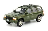 Jeep Grand Cherokee Limited 1997 Rare Argentina Diecast Car Scale 1:43+ Magazine