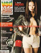 VSD MOTO PASSION 1998 YAMAHA YZF 750 Musée HONDA Aika SAN VARANNE Max BIAGGI