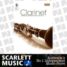 AMEB Clarinet Series 3 - Grade 4 ( Four / Fouth ) Book *BRAND NEW*