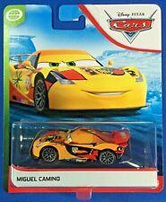 CARS 2 - MIGUEL CAMINO - Mattel Disney Pixar