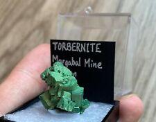 Torbernite from France