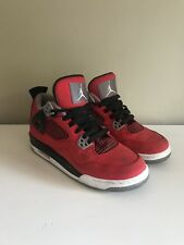 sports shoes a4e1d 12924 Jordan Retro 4 rot Damen 38,5 Nike Turnschuhe Sneaker Air Jordan