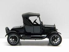 1925 FORD MODEL T RUNABOUT ROADSTER BLACK DANBURY MINT 1:24 NIB COA