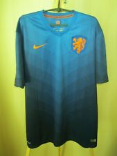 Netherlands 2014/2015 Away Sz XXL Nike shirt jersey Nederland Holland soccer 2XL