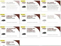 Geist Auto (McCordsville) Service Package - Oil Changes, Tire Rotations, & More