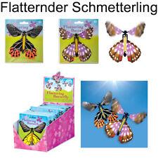 Flatternder Schmetterling Spielzeug Scherzartiekel Fliegender Kinder Geschenk