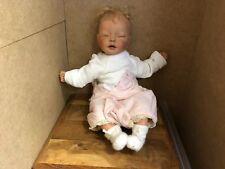 Il Kase Lepp bambola di porcellana 43 cm. pezzo unico.