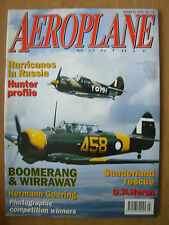 AEROPLANE MONTHLY MAGAZINE MARCH 1997