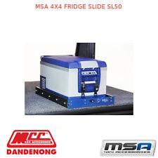 MSA 4X4 FRIDGE SLIDE SL50