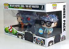 Funko POP The Gatekeeper.Zuul.The Key Master Walmart Exclusive Pop! Ghostbuster