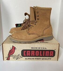 Carolina Brand Vintage Work Boots 10.5