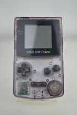 Game Boy Colour Nintendo Game Boy Color Console - Atomic Purple - Preowned