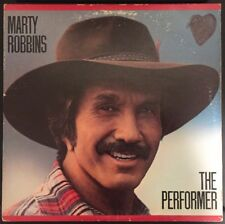 Marty Robbins, The Performer, LP G+/M Vinyl MINT CONDITION