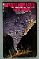 INVADERS from EARTH by Robert A. Silverberg! First AVON Printing July 1968!