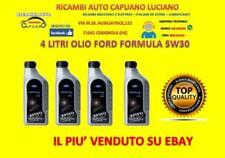 OLIO PER AUTO/MOTORI FORD FORMULA F 5W-30 4 LITRI
