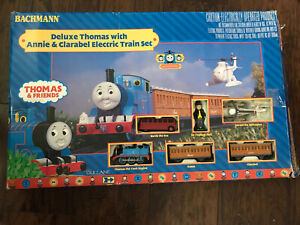 BACHMANN HO DELUXE THOMAS & FRIENDS SPECIAL TRAIN SET the tank sodor BAC00760