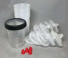 Starter Set -3M PPS  System Large Hard Cup, Lids & Liners #16024/16023 - 10 Pack