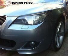 SCHEINWERFERBLENDEN BÖSER BLICK ABS PASSEND FÜR BMW 5er E60 E61 tuning-rs.eu