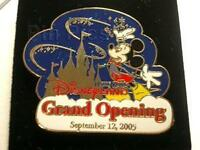 Disney Cast Exclusive Grand Opening Mickey Mouse Pin