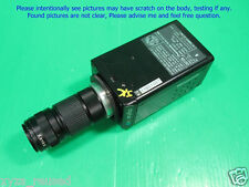 Panasonic GP-KR222 & Kenko KCM-50NII, Industrial camera as photo, sn:1097.