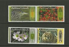 FALKLAND ISLANDS -2012 COLOUR IN NATURE SET -MNH