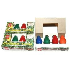 Vintage C-7-1/2 Christmas Bulbs - 11 bulbs