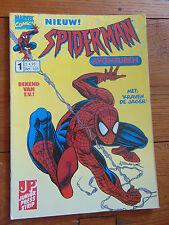 spiderman, avonturen 1 kraven de jager, mzarvel, 1e druk