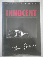 INNOCENT. Portfolio  Photographer THESI GEESINK PHOTO Album Dutch English 1991