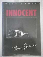 INNOCENT. Portfolio  Photographer THESI GEESINK PHOTO Album Dutch English 1991