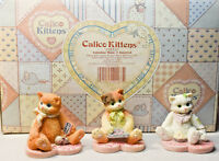 Calico Kittens: Valentine Minis - 155527  I Love My, Be My, My Little Sweet Tart