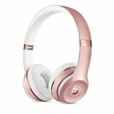Beats by Dr.Dre Beats Solo 3 Bluetooth Wireless on-ear Headphone Rose Gold New