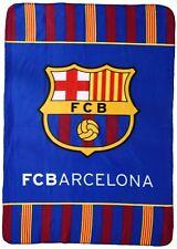 Extra Grande-Barcelona Football Club Niños Chicos ventiladores Manta Polar Regalo tiro