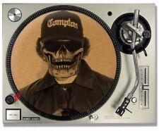 Eazy E Cork Vinyl Slipmat - Oldskool Hip Hop Turntable / DJ Slip mat (single)