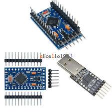Pro Mini atmega328 3.3V 8M Arduino Compatible +CP2102 USB 2.0 to UART TTL Module