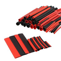 150pcs 2:1 Polyolefin Heat Shrink Tubing Tube Sleeving Wrap Wire Kit Cable La